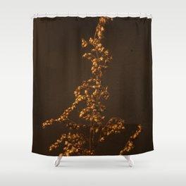 Florales · plant end 2 Shower Curtain