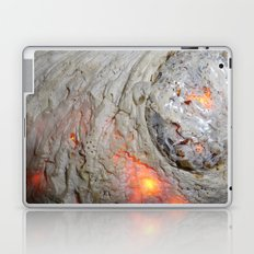 Flaming Seashell 3 Laptop & iPad Skin
