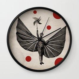 Anthropomorphic N°22 Wall Clock