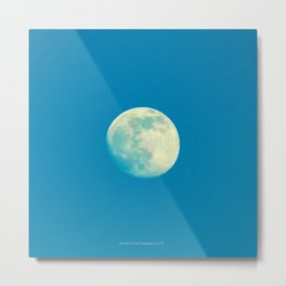 Clearly Grandmother Moon by Jeronimo Rubio Photography 2016 (all over) Metal Print