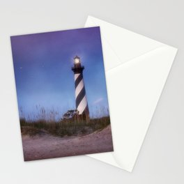 Cape Hatteras Light Stationery Cards
