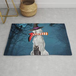 DING DONG THE WITCH IS DEAD Rug