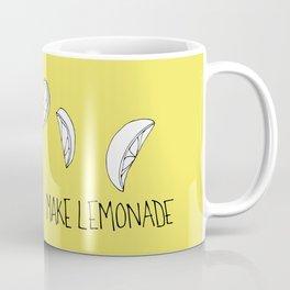 Make Lemonade Coffee Mug
