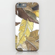 Banana's Jungle II Slim Case iPhone 6s