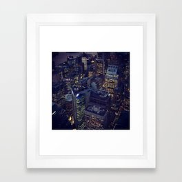 Sydney  Framed Art Print