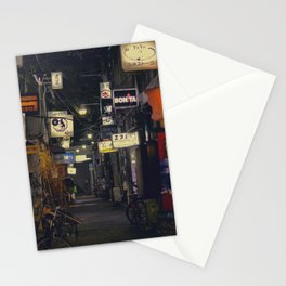 Golden Gai Stationery Cards