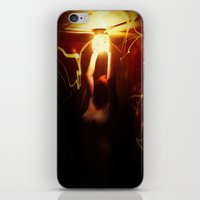 firefly iPhone & iPod Skins featuring Firefly by Jason Byron Nelson