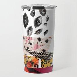 Figure Mid Stride Travel Mug