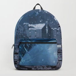 The Curse on Tomorrowscape Backpack