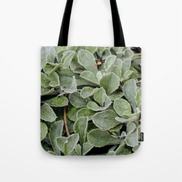 Green. Tote Bag