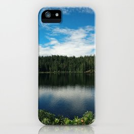 Ocean Calm II iPhone Case