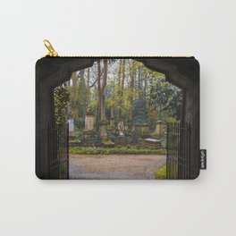 Cemetery gates Carry-All Pouch