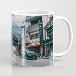Winter in Nikko Coffee Mug