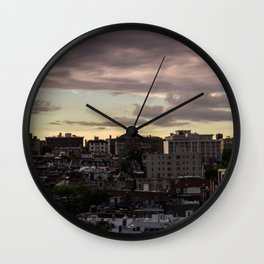 From A Distance. /// Wall Clock