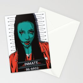Inmate #86 Stationery Cards