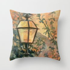 In A Lovely Place Throw Pillow