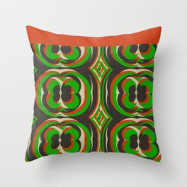 '70s TAPESTRY Throw Pillow
