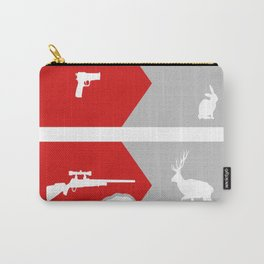 Always bring the RIGHT GUN Carry-All Pouch