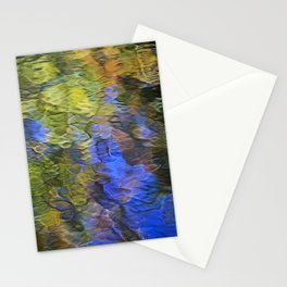 Mosaic Abstract Art Stationery Cards