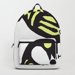 African Traditional Symbol-Sankofa Backpack