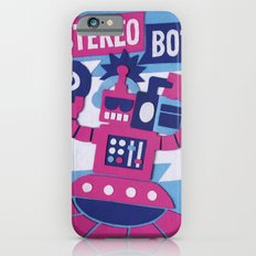 Stereo Bot iPhone 6s Slim Case
