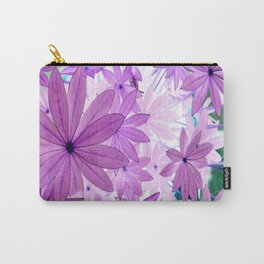 Lupin Leaves 1 Carry-All Pouch