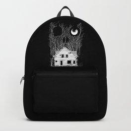 Horror house Backpack