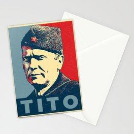 Josip Broz Tito Stationery Cards