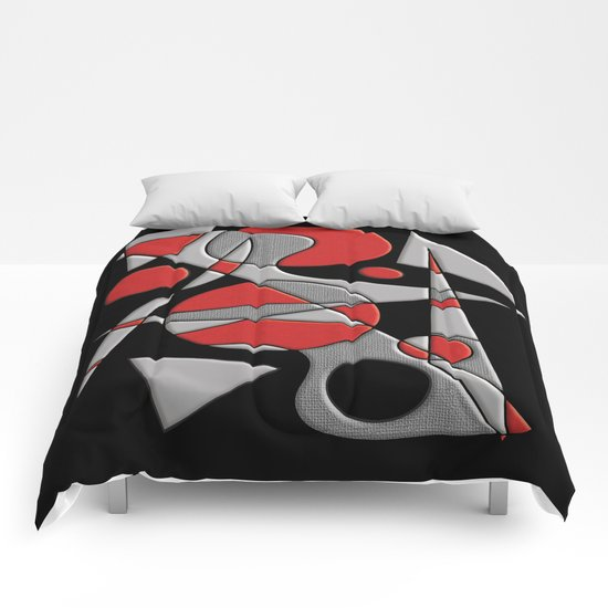 Abstract #284 Paladin Comforters