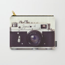 Zorki vintage camera Carry-All Pouch