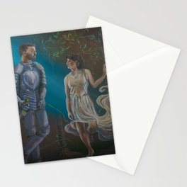 The Summoner's Gate Stationery Cards