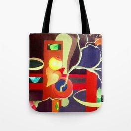 EyeEyeEye Tote Bag