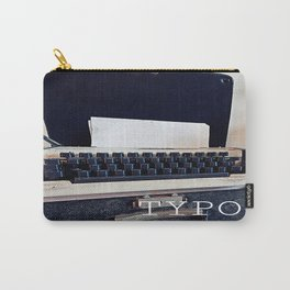 Typo? Carry-All Pouch