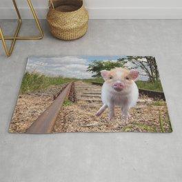 Railway PIG Rug