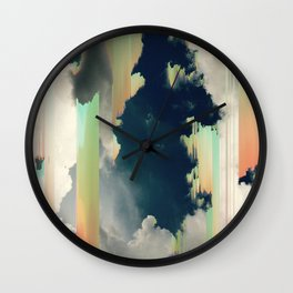 cloudvibes/ Wall Clock