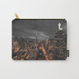 TORONTO CITY CANADA III Carry-All Pouch