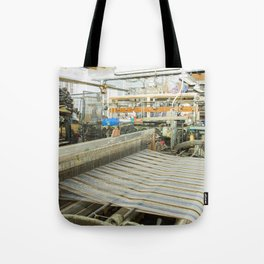 Cloth of the Loom Tote Bag
