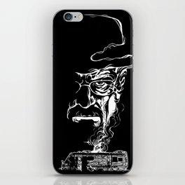 Heisenberg Smoke iPhone Skin