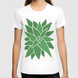 Watercolor of cacti XIV T-shirt