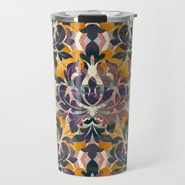 Boujee Boho Fall Collection Dramatic Fleur Travel Mug
