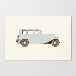Car of the 1930's Canvas Print