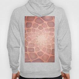 Purple Mandala Chakra Sacred Geometry Tapestry (Crown Chakra) Hoody