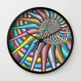 colors for your home -h- Wall Clock