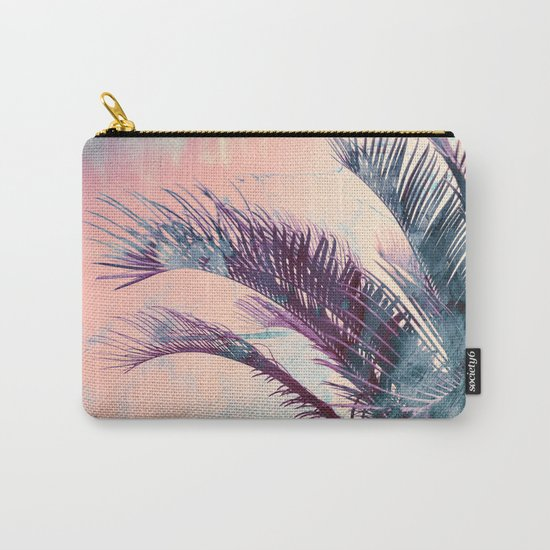 Candy Palms Carry-All Pouch