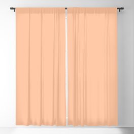 Apricot Ice Blackout Curtain