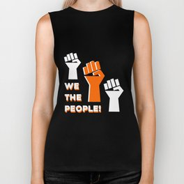 We the People Biker Tank