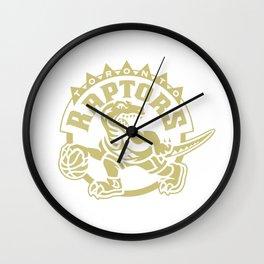 Toronto Raptorss Wall Clock