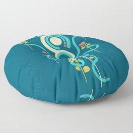 The Gardener Floor Pillow