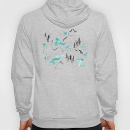 Outdoor map Hoody