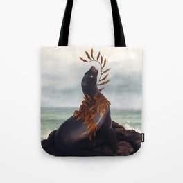 Cold Shore Tote Bag